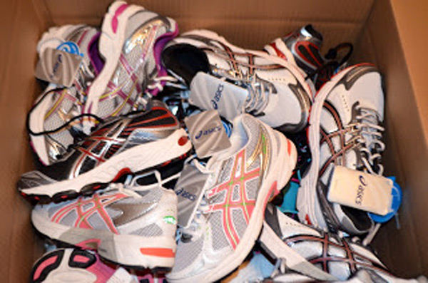 Proper Running Shoes for School Children