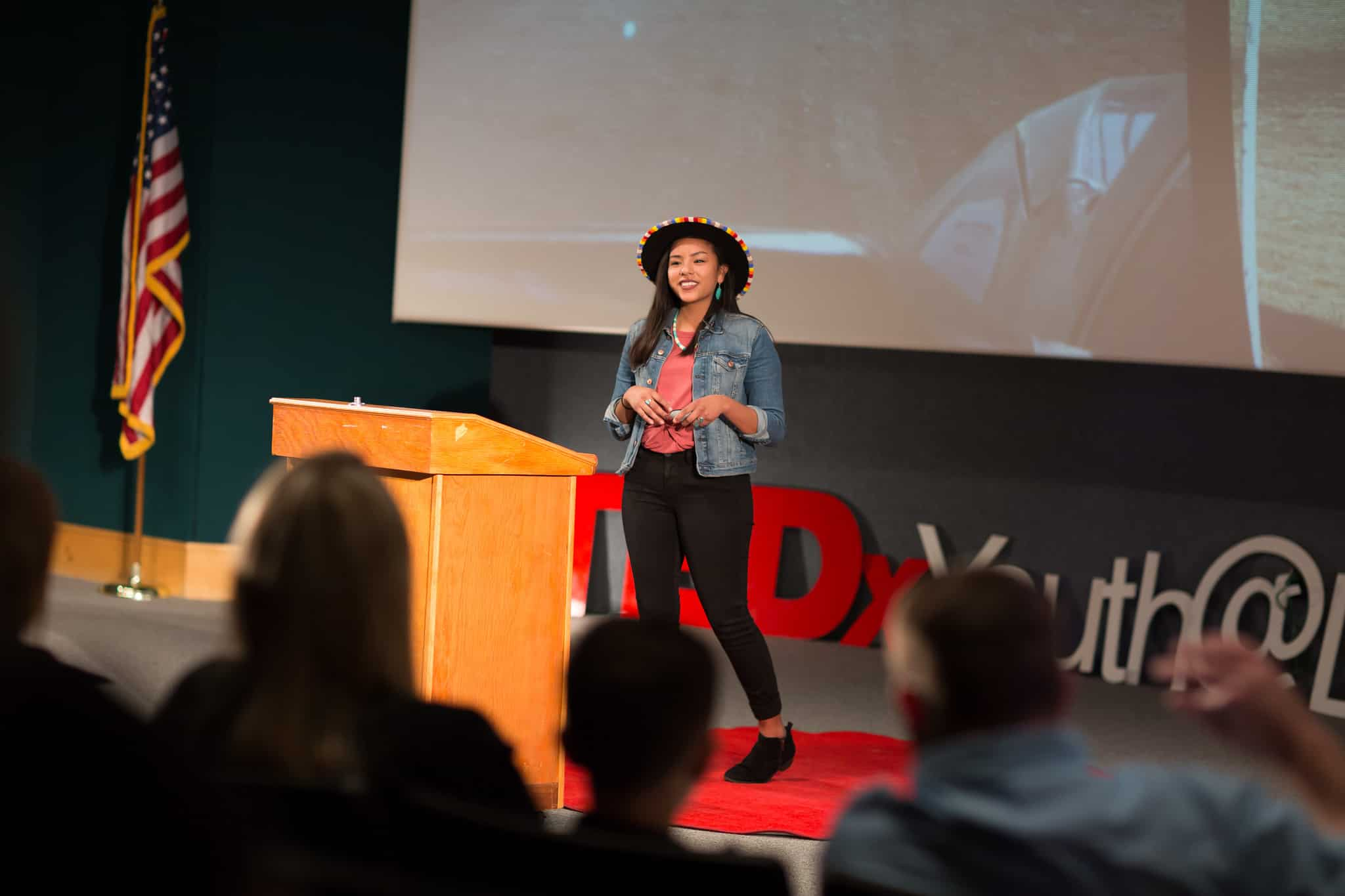 TEDxYouth Speaker 2017
